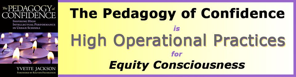 The Pedagogy of Confidence Homepage